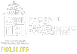 Phoenix Local Organizing Committee Logo